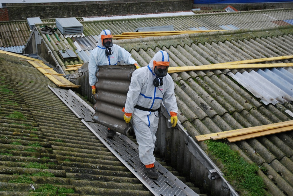 Technitoit isolation isolation et r novation de toiture - Toiture fibro ciment amiante ...